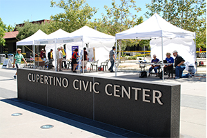 Cupertino ARES Field Day